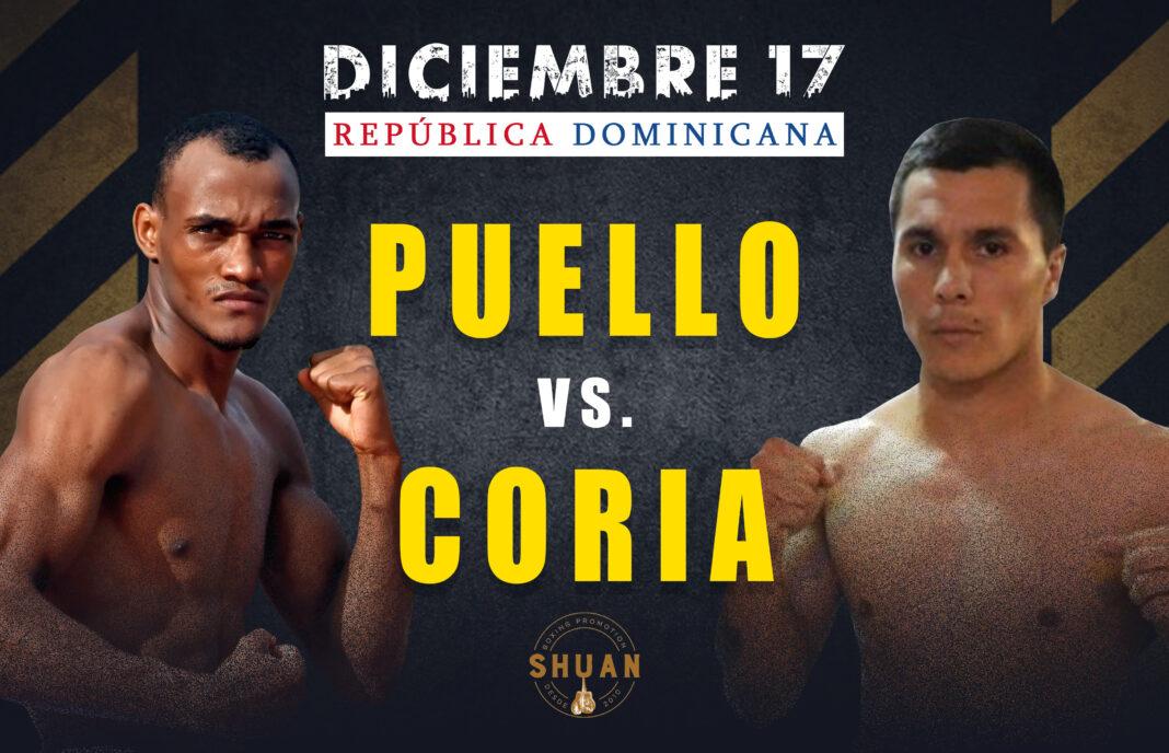 Alberto Puello vs Cristian Coria