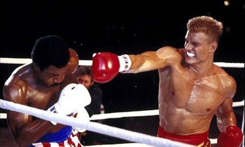 Apollo Creed vs Ivan Drago