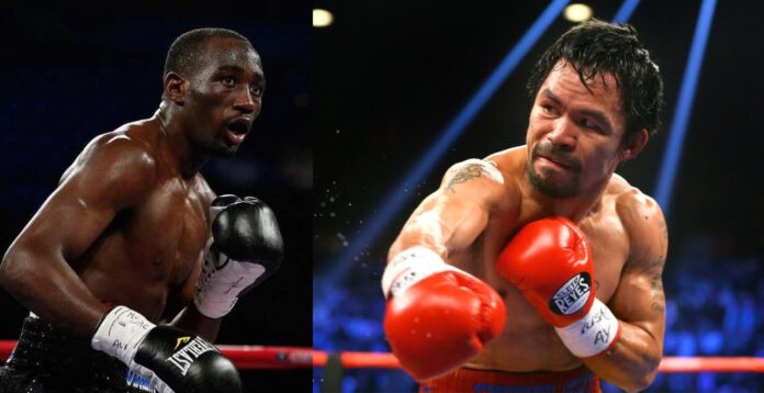 Terence Crawwford prefiere medirse ante Manny Pacquiao, que con Shawn Porter