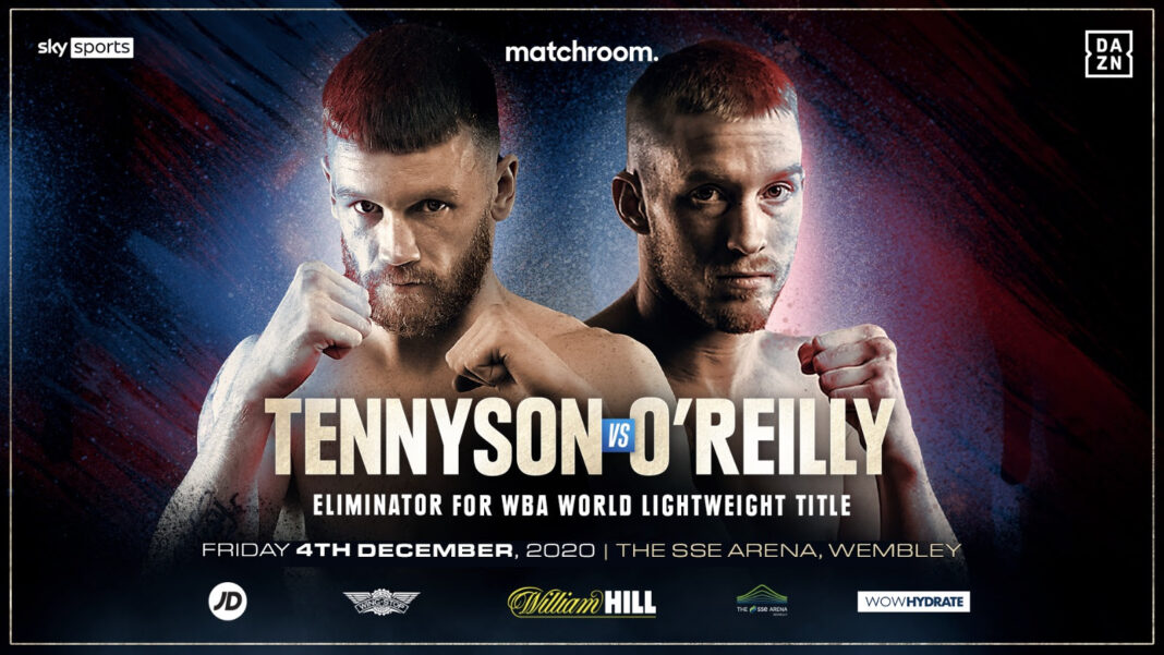 James Tennyson vs Josh O'Reilly